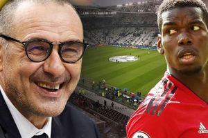 Juventus, Sarri và điệp vụ giải cứu Pogba khỏi Manchester United