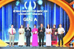 Lễ trao giải Báo chí quốc gia lần thứ 13