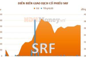 Chuyển quyền sở hữu 6,5 triệu cổ phiếu SRF