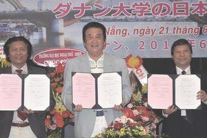 Ra mắt Trung tâm Nhật Bản tại Đại học Đà Nẵng
