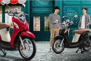 Xe ga Yamaha Fino 125 thêm màu mới, từ 34 triệu đồng