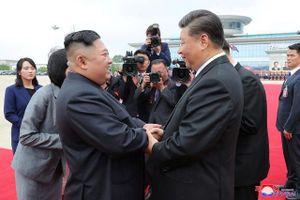 Trung Quốc và Triều Tiên nhất trí xây dựng tình hữu nghị 'bất kể tình hình thế giới' ra sao