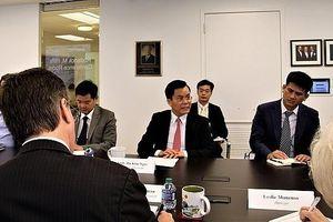 Đại sứ Hà Kim Ngọc dự Tọa đàm của USABC, thúc đẩy hợp tác với Hoa Kỳ