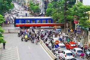 Tăng cường công tác đảm bảo trật tự an toàn giao thông đường sắt