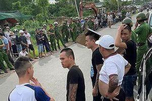Đình chỉ công tác hai công an liên quan đến vụ vây xe công an ở Đồng Nai