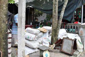 Triệt phá cơ sở sản xuất mỡ lợn bẩn tại Ninh Bình