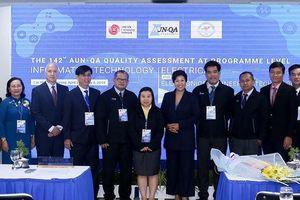 Đại học Lạc Hồng đạt chứng nhận quốc tế AUN-QA cấp chương trình