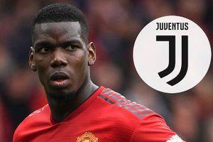 Juventus bất ngờ từ bỏ thương vụ chiêu mộ Pogba