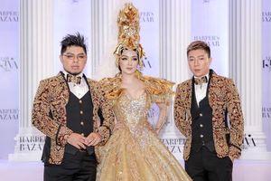 Dàn sao Việt khoe vẻ lộng lẫy trong show case của Thu Minh