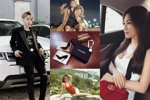 Nhà bạc tỷ, xe hơi, đồ hiệu xa xỉ của Đức Phúc, Hương Tràm hậu The Voice