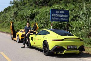 Đẳng cấp đại gia Hoàng Kim Khánh, chơi siêu xe độc, cực đắt