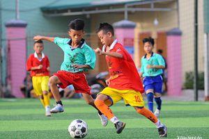 3 cầu thủ nhí đẳng cấp chuyên nghiệp tại Giải bóng đá TN-NĐ Cup Báo Nghệ An 2019