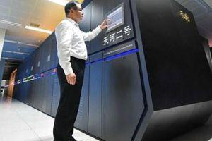 Mỹ cấm vận các công ty Trung Quốc trong lĩnh vực siêu máy tính