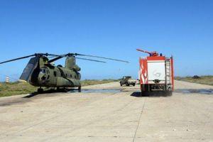Sân bay duy nhất còn hoạt động ở thủ đô Libya tạm dừng các chuyến bay