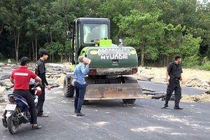 Khởi tố, tạm giam hai nhân viên công ty Địa ốc Alibaba chống lệnh cưỡng chế