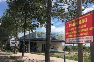 Vì sao dự án khu dân cư Alibaba Tân Thành do Địa ốc Alibaba phân phối bị cưỡng chế?