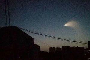 Trung Quốc úp mở giải thích về hình ảnh nghi là UFO