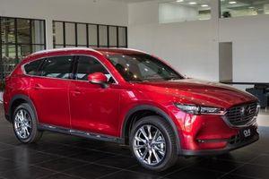 Mazda CX-8 ra mắt thị trường Việt chốt giá từ 1,149 tỷ đồng