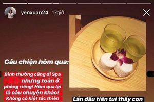 Bị chỉ trích vì body shaming, Yến Xuân đáp trả cộng đồng mạng cực gắt: 'Ai không ưa thì unfollow giùm đi'