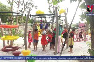 Linh động nhiều giải pháp giữ trẻ trong dịp hè