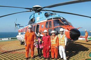 Tác nghiệp bằng trực thăng