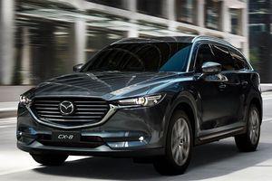 Chiều nay, Mazda CX-8 chính thức cập bến thị trường Việt Nam