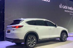 Mazda CX-8 hoàn toàn mới với 'ngập' các trang bị an toàn, giá cao nhất 1,4 tỷ đồng