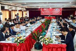 Thúc đẩy mối quan hệ hợp tác Việt Nam - Lào ngày càng thực chất, hiệu quả hơn và nâng tầm cao mới