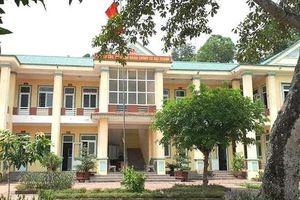 Chủ tịch xã ở Nghệ An nộp đơn từ chức rồi 'mất tích'
