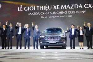 Mazda CX-8 – khẳng định đẳng cấp