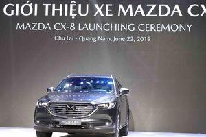 Mazda CX-8 ra mắt thị trường Việt Nam với 3 phiên bản Premium, Luxury và Deluxe
