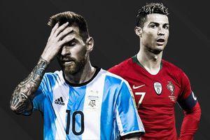 Ronaldo và Messi bị loại khỏi đội hình được định giá đắt nhất thế giới