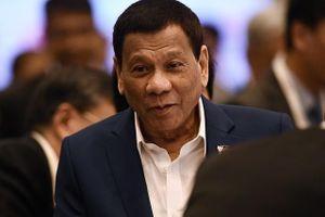 Tổng thống Duterte cảm ơn tàu Việt Nam vì cứu ngư dân Philippines