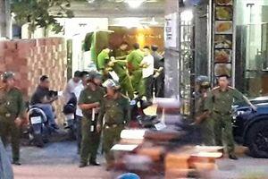 Xác định được 10 đối tượng tham gia vụ 'giang hồ vây xe chở công an'