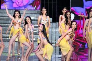 'Bỏng mắt' ngắm dàn thí sinh Hoa hậu Thế giới VN 2019 diện bikini so đọ 3 vòng