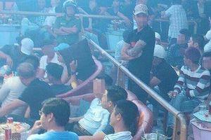 Gần 200 thanh niên phê ma túy trong bar ở Đồng Nai