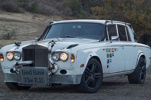 Chi tiết xe siêu sang Rolls-Royce phiên bản 'phim kinh dị'