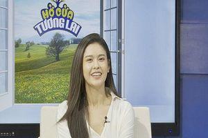 Trương Quỳnh Anh xúc động vì nhân vật 'Mở Cửa Tương Lai' được Bệnh viện ung thư St. Stamford giúp