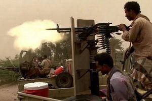 Yemen: Giao tranh dữ dội giữa các lực lượng chính phủ và phiến quân Houthi
