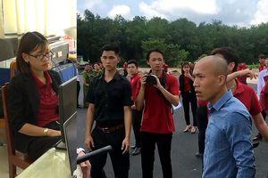 Bắt tạm giam 2 nhân viên Công ty địa ốc Alibaba