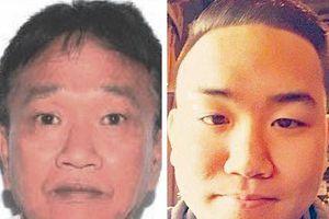 FBI treo thưởng bắt thủ phạm giết 2 cha con gốc Việt