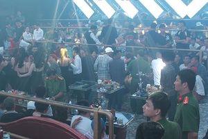 Đồng Nai: Gần 200 'dân chơi' trong 1 quán bar dương tính với chất ma túy