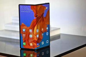 Khám phá công nghệ trên Huawei Mate X chuẩn bị ra mắt