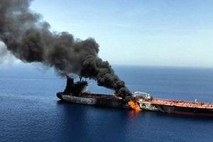 Lo ngại xung đột vì tàu chở dầu bị tấn công