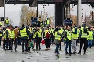 Treo áo vàng, dân Pháp ngưng biểu tình