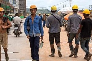 Campuchia lo ngại lao động nhập cư