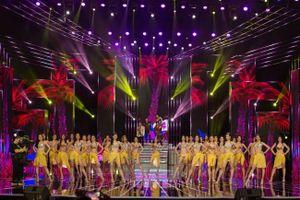 Tiểu Vy, Đỗ Mỹ Linh khoe sắc, thí sinh Miss World Vietnam 2019 nóng bỏng trong phần thi bikini