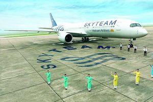 Hãng bay lợi gì khi tham gia SkyTeam?