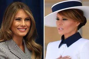 Giải mã thông điệp ngầm qua thời trang của Đệ nhất phu nhân Melania Trump