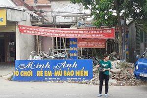 Xe tải đâm sập nhà dân ở Nghệ An: Chưa giải quyết xong đã cho xe ra chạy